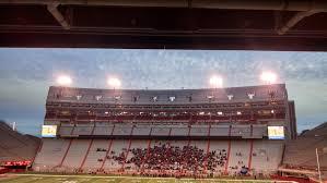 Nebraska Memorial Stadium Seating Chart Rows Memorial Stadium Nebraska Seating Guide Rateyourseats Com