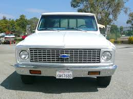 1972 Chevrolet C20 Long Bed Pick Up