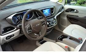 2018 chrysler pacifica interior. unique interior 2018 chrysler pacifica redesign features price and specs interior view in chrysler pacifica interior