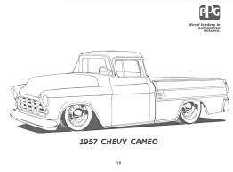 old chevy truck coloring pages classic page image images car impala cars all about printable