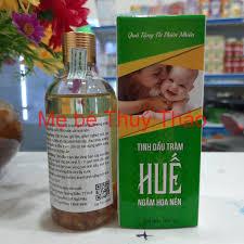 Tinh dầu tràm Huế ngâm Hoa Nén dành cho bé 100ml - Shop Mẹ và bé Thuỷ Thảo