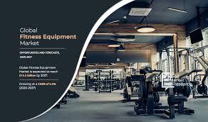 fitness equipment market size share