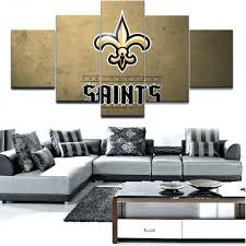 new orleans saints wall decor wall arts new orleans jazz decor water m on new orleans