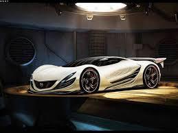 Concept volkswagen gti w12 650. Mazda Furai Production Look Mazda Super Cars Cars