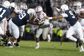 Ohio State Projected Depth Chart 2018 Penn States Depth Chart Vs Michigan State A New Starter