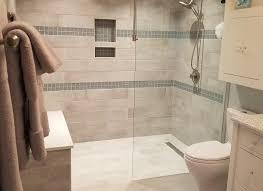 curbless shower walk in shower dad