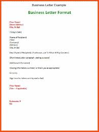 Letterproper Letter Spacing Format Letterformal Letter Format ...