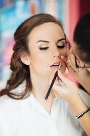 vancouver bridal hair makeup dreams e true with prép beauty parlour