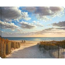 Small Picture Wall Ideas Beach Canvas Wall Art Pictures Beach Chair Canvas Art