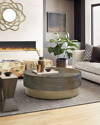 quick look prodselect checkbox profile round coffee table