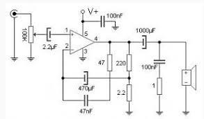 index 18 amplifier circuit circuit diagram seekic com 10w amplifier for portable cd players