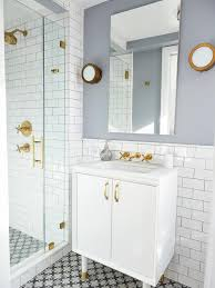 40 Small Bathroom Design Ideas HGTV Unique Design Small Bathrooms