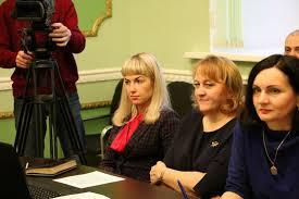 Контрольно счетная палата Брянской области приняла участие в  soc comit 05 12 17 Председатель Контрольно счетной палаты