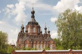 Resultado de imagen para imagenes del monasterio de la virgen de kazan