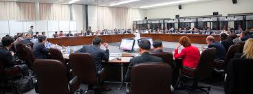 the ministerial roundtable on international cooperation in support of a post 2016 framework for drr was held on sunday afternoon