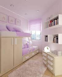 Beautiful Teenage Girl Bedroom Themes : Modern Chic Small Bedroom  Decoration For Teengae Girl Using Light