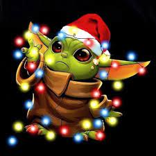 Baby Yoda Christmas Wallpapers - Top ...