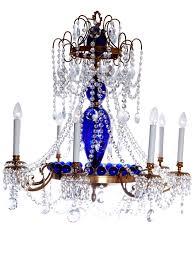 cool cobalt blue chandelier 6 mitko chandaliers 20170401 4910 master