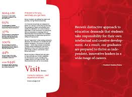 Brochures | Subbiah Design