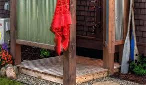diy outdoor shower plans outdoor shower ideas best of top building an outdoor shower scheme shower diy outdoor shower plans outdoor shower ideas