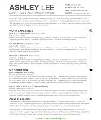Simple Creative Project Manager Resume Templates Writing An Essay