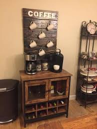 Small Picture Better Homes and Gardens Rustic Country Wine Cabinet Pine