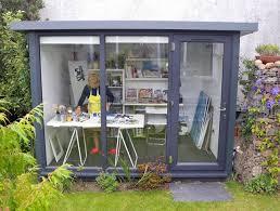 garden studio for professional artist