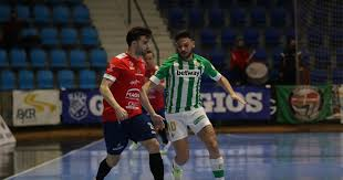 Valioso empate del Betis Futsal ante Osasuna Magna Xota (2-2)