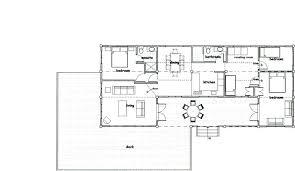 Floor Plans For Long House