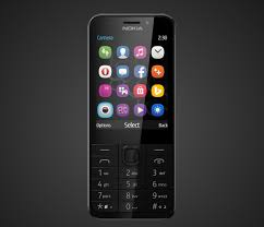 nokia 2017. the 2017 nokia 230 connected and on go
