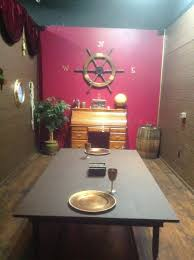 Escape Room Design Ideas This Is How We Set Up Our Pirate Room Check It Out In