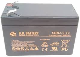 SHR3.6-12 - Genuine BB Battery Brand (Replaces ... - Amazon.com