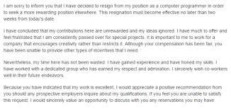 resignation letters complaint word letters resignation letter complaint 04