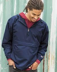 Champion C0200 Adult Packable Anorak Jacket