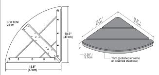 corner tub dimensions standard. detailed dimensions corner tub standard p