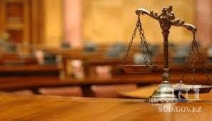 Житель Костанайской области оштрафован на тысяч тенге за  Карасуский районный суд Костанайской области рассмотрел уголовное дело в отношении 50 летнего Н по ст 385 ч 3 УК РК подделка изготовление или сбыт