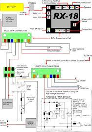 rx wiring rc tank warfare rx18 wiring jpg