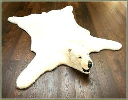 animal skin rugs faux hide fake with head home design ideas nz hom