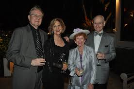 Starry Night Dinner, highlighting 'My Fair Lady' - Jack and Myrna Welch,  Ellyn Hammond and Scott Bushey | Your Observer