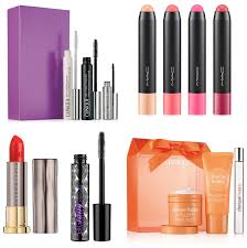 right now macy s has select beauty sets marked up to 50 off plus many of them also include a free gift with your purchase