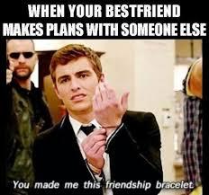 Funny Memes - Friendship bracelet - Funny Memes via Relatably.com