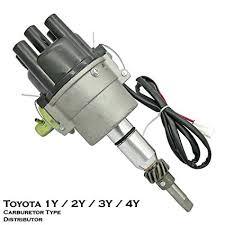 Amazon.com: Electronic Carburetor Ignition Distributor Fit For ...