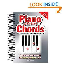 Piano Chord Chart: Amazon.com