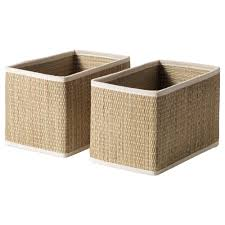 storage furniture with baskets ikea. fine ikea ikea slnan basket seagrass has natural colour variations which makes every  unique for storage furniture with baskets ikea i