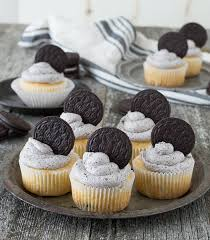 Easy Oreo Cupcakes The First Year