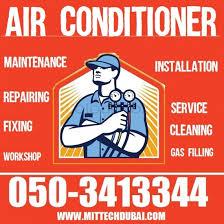 Repairing And Maintenance Fcu Unit Full General Service Repair Maintenance Other