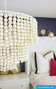 Make Your Personal Chandelier From Ikea Lampshade Diy