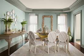 formal dining room color schemes. dining room color ideas with nice cyan wall decor formal schemes o