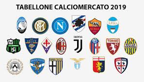 Tabellone Calciomercato Serie A gennaio 2020: acquisti e ...