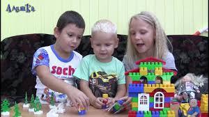 Играем в <b>конструктор Bauer</b> Classic! - YouTube